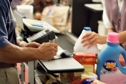 New NCR Corp. invention could end grocery store checkout lanes - Atlanta Business Chronicle | Relevant Retail | Scoop.it