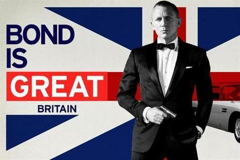 VisitBritain to roll out global James Bond cinema ad | Marketing Magazine | destination branding | Scoop.it