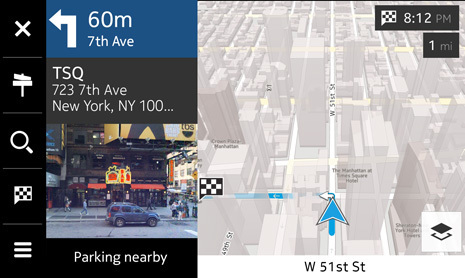 Nokia Connects Cars To Cloud With Here Auto -- InformationWeek   Cloud Central   Scoop.it