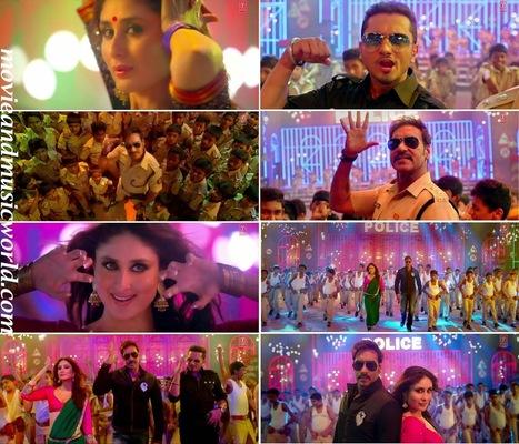 Aata Majhi Satakli - Singham Returns (2014) 1080p HD Hindi Movie Full Video Song Free Download - HD World Music | hdworldmusic.blogspot.com | Scoop.it