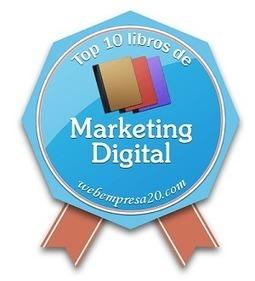 10 mejores libros de marketing digital   redes sociales y marketing digital   Scoop.it