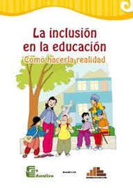 La Inclusión en la Educación (Como Hacerla Realidad) - libro descargable   Diversifíjate   Scoop.it