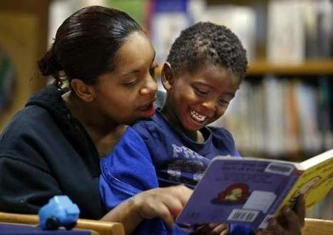 Library has kids' story time | Tennessee Libraries | Scoop.it
