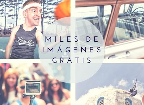 15 sitios para encontrar imágenes HD gratuitas | Recull diari | Scoop.it