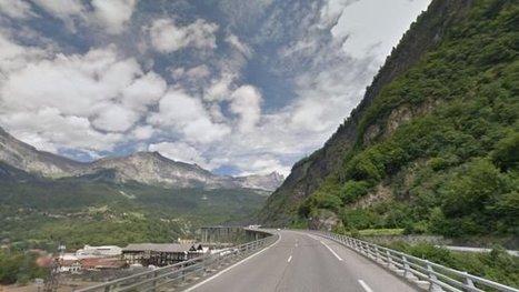 Une voie de l'A40 coupée à la suite d'un accident de poids lourd - France 3 Alpes | Services vétérinaires | Scoop.it