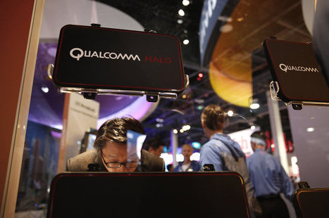 How Qualcomm aims to be everywhere -- not just phones   Municipal WiFi   Scoop.it