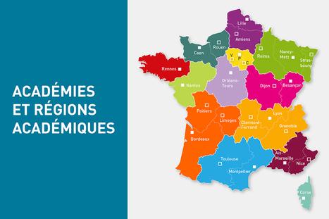 Réforme territoriale : 13 recteurs de régions académiques pour assurer la COHÉRENCE des politiques éducatives au niveau régional | URBANmedias | Scoop.it