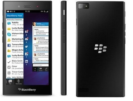 BlackBerry Z3 Launched In India | Gadget Ninja | Scoop.it