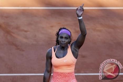 Serena Williams it past Bethanie-Sands | Sport News | Scoop.it