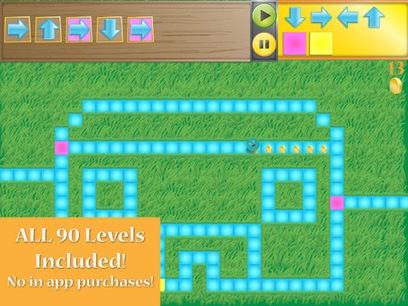 Five iPad apps trying to teach programming skills to kids - Apps Playground | apps voor het onderwijs | Scoop.it