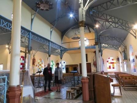 Triquerville en quête de mécénat pour sauver son église métallique | L'observateur du patrimoine | Scoop.it