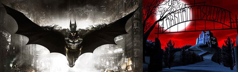 The History of Batman: Arkham Knight's Asylum - Do You Remember | Retro | Scoop.it