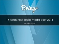 14 tendances social media pour 2014 | Social Media | Scoop.it