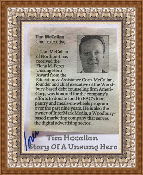 Tim Mccallan - Story Of A Unsung Hero | Internet Advertising | Scoop.it