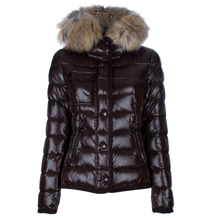 Moncler Armoise Jackets Brown - Moncler Jackets Sale | 2012 Fashion Moncler Womens Jackets | Scoop.it