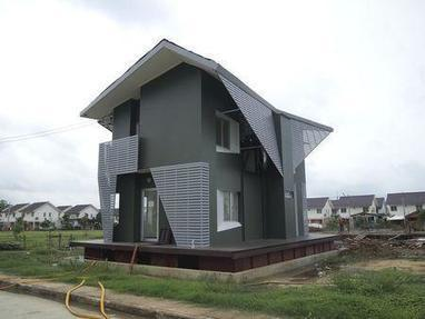 Thailand tests floating homes in region grappling with floods | Xposed | Scoop.it