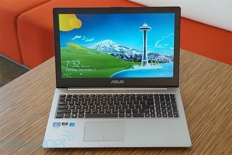ASUS Zenbook Prime review (UX51Vz): a blazing 15-inch Ultrabook with a lofty price | Daily Magazine | Scoop.it
