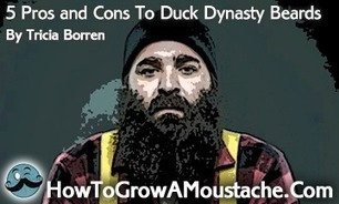 5 Pros and Cons To Duck Dynasty Beards | How to Grow a Moustache | How to Grow a Moustache | Scoop.it