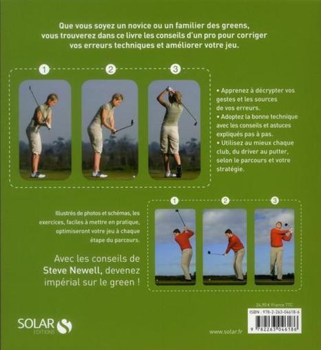 Livre Golf : Problèmes et solutions | Le Meilleur du Golf | Le Meilleur du Golf | Scoop.it