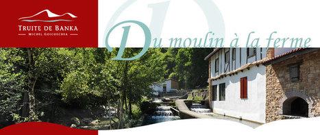 Elevage de truites - Pisciculture de banka - Pays basque - Truitedebanka.com | 3A : Actualités Aquacoles & Aquaponiques | Scoop.it