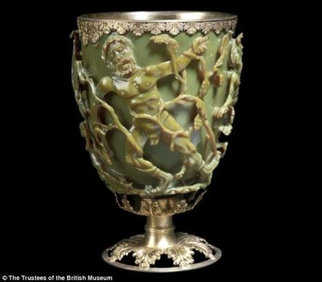 Humans Are Free: Nanotechnology Used In Ancient Rome -- Scientists Puzzled   Cosmos and us   Scoop.it