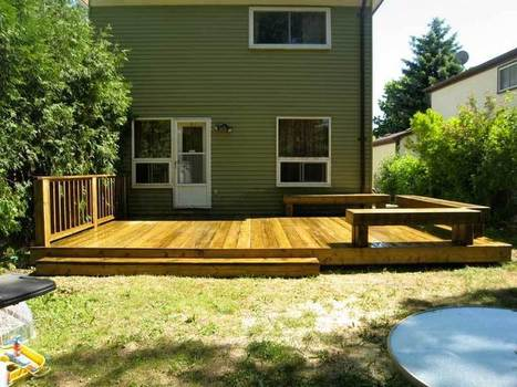 Backyard Decks Design Is Enjoy For Your Family | Homes-art.com | What's Interesting and Trending Around The Web, United States and The World | Scoop.it
