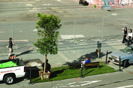 Parklets: Coming Soon to a City Near You   Createquity.   contemporary art uk   Scoop.it