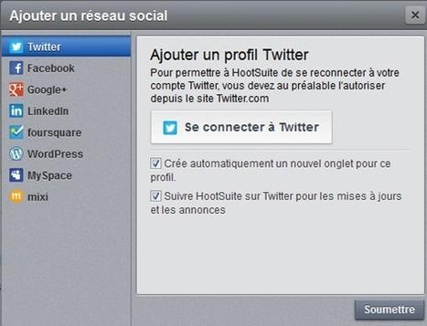 Découvrez HootSuite, outil indispensable de gestion des réseaux sociaux | Rédaction Web - Référencement - Seo - Inbound marketing | Scoop.it