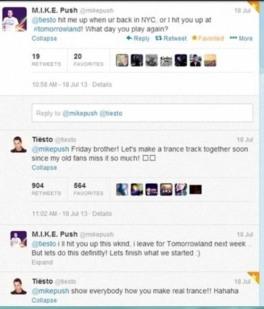 The Resurrection of Trance Tiësto | EDM artists trending | Scoop.it