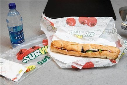 S.J. men sue Subway over short sandwiches | REAL World Wellness | Scoop.it