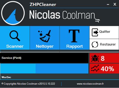 ZHPCleaner - Nettoyez vos navigateurs des intrus indésirables ! | Webmaster-cms | Scoop.it