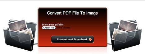 Convert pdf to image - Convert pdf to jpg - Convert online pdf to image   EDUCACIÓN en Puerto TIC   Scoop.it