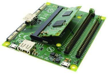 Raspberry Pi Compute Module development kit now available - Liliputing   Raspberry Pi   Scoop.it