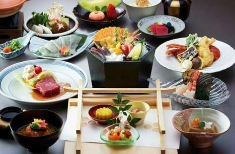 La cuisine japonaise bientôt sur la liste de l'... | The Rambling Epicure | Scoop.it