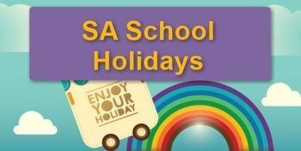 School holidays SA 2017 | General | Scoop.it