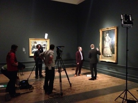Les expositions sur le grand écran | Réinventer les musées | Scoop.it