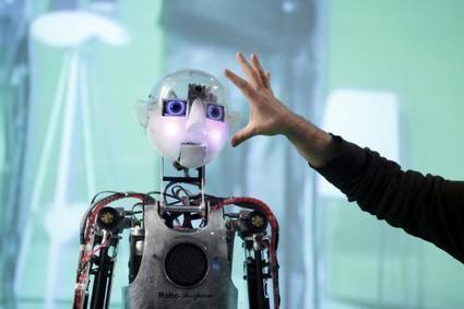 Pressing the accelerator on quantum robotics   Creative Human Communications   Scoop.it