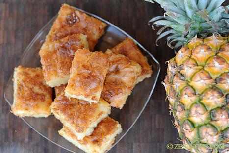 Bibingka – Filipino Coconut Cake | Zestuous | Just Chocolate!!! | Scoop.it