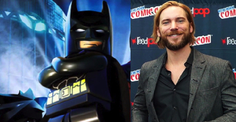 Troy Baker is Batman in LEGO Batman 3 Game, arriving November 11 | Cartoons for Kids | Scoop.it