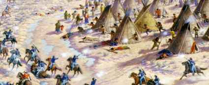 Sand Creek Massacre | Community Village World History | Scoop.it