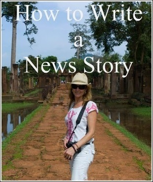 How to Write a News Story - tips for kids | Writing Activities for Kids | Scoop.it