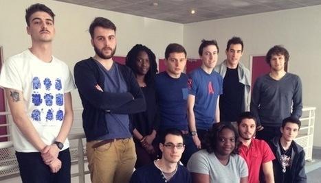 La Team Datapong (Comité Départemental du Tennis de table) | ping pong 44 | Scoop.it