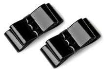 High Fashion Shoe Clips: Alexia Shoe Clips -Black | Shoe Clips - Shoe Accessories - Shoe Jewelry | Scoop.it
