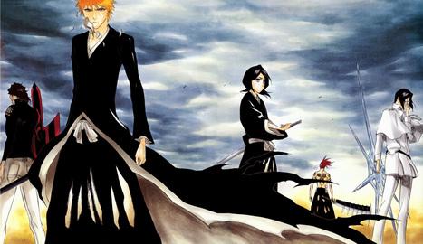 Bleach finalizará el 22 de agosto y con un importante anuncio | Noticias Anime [es] | Scoop.it