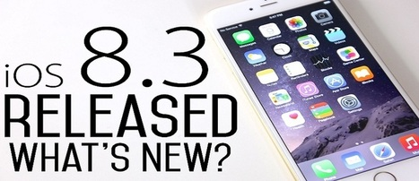 8 Unfamiliar Interesting Things That Your iOS 8.3 Can Do | Tech and Gadgets News | Scoop.it