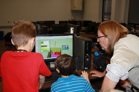 Official Google SketchUp Blog: The strengths of autism shine in 3D   CulturaDigital   Scoop.it