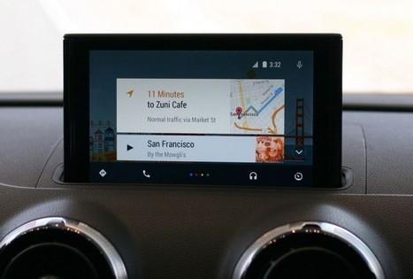Cómo tener Android Auto en tu coche con una tablet Android | I didn't know it was impossible.. and I did it :-) - No sabia que era imposible.. y lo hice :-) | Scoop.it