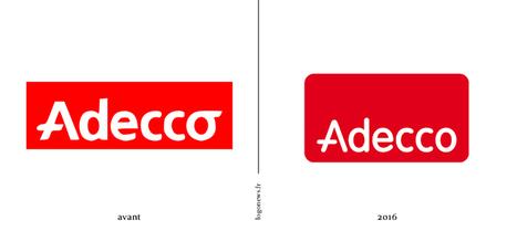 Adecco, l'emploi change, les #logos aussi | Graphic design | Scoop.it