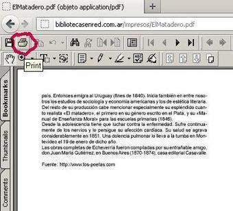 Edición de libros impresos (Fase experimental)   Bibliotecas Escolares Argentinas   Scoop.it