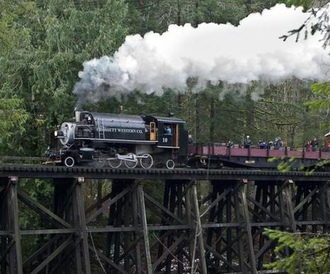 BEST WESTERN PLUS Vancouver Mall: Take a Steam-Powered Journey through Scenic Southwest Washington | Hotels and Resorts | Scoop.it